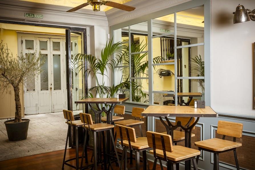 restaurantes diseño madrid - delikatissen - Blog tienda decoración ...