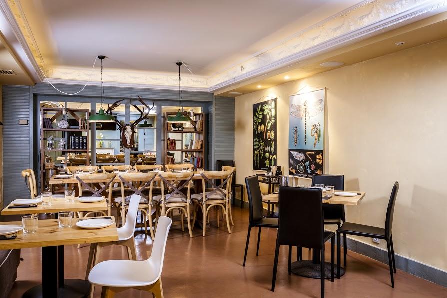 Orib gastrobar madrid blog tienda decoraci n estilo for Decoracion bares modernos
