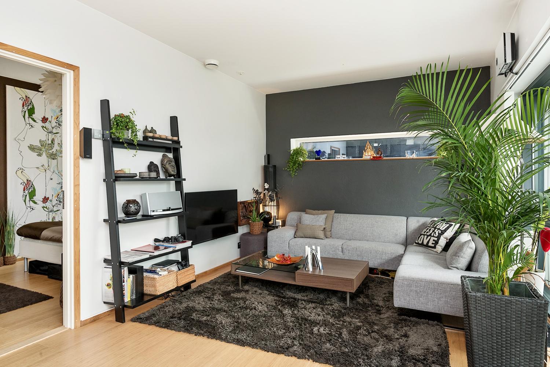 65m con cocina comedor sal n abiertos blog tienda for Decoracion de pisos interiores