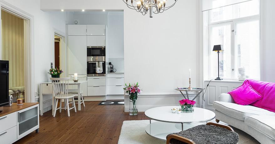 Vivir en un piso antiguo blog tienda decoraci n estilo - Vivir en un piso pequeno con ninos ...