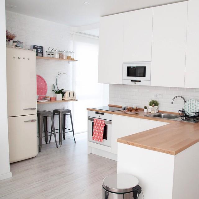 El tico n rdico de macarena gea blog tienda decoraci n for Cocina nordica canal cocina