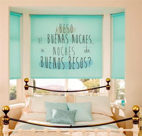 Personalizar tus estancias con estores a medida blog tienda decoraci n estilo n rdico - Estores personalizados con fotos ...