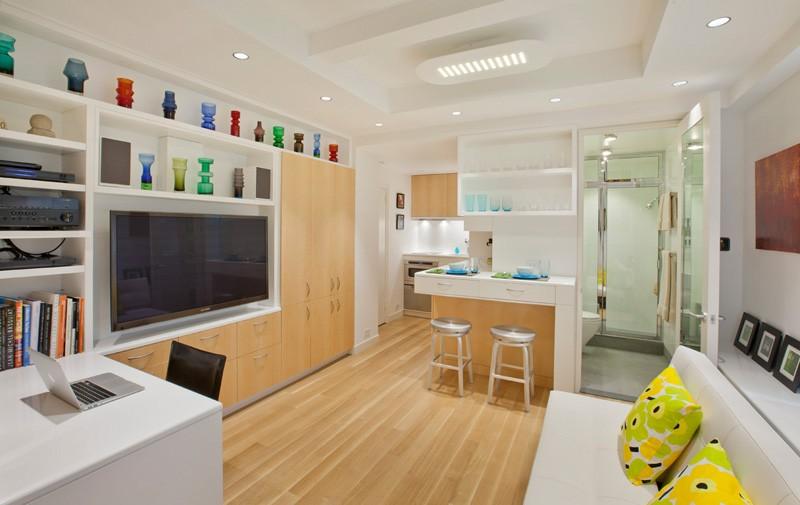 31 m² en Manhattan, New York - Blog tienda decoración estilo nórdico ...