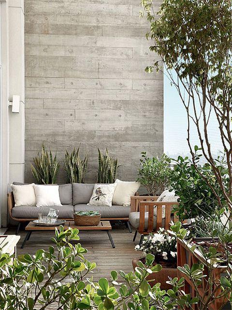 Inspiración para decorar terrazas y balcones   blog decoración ...
