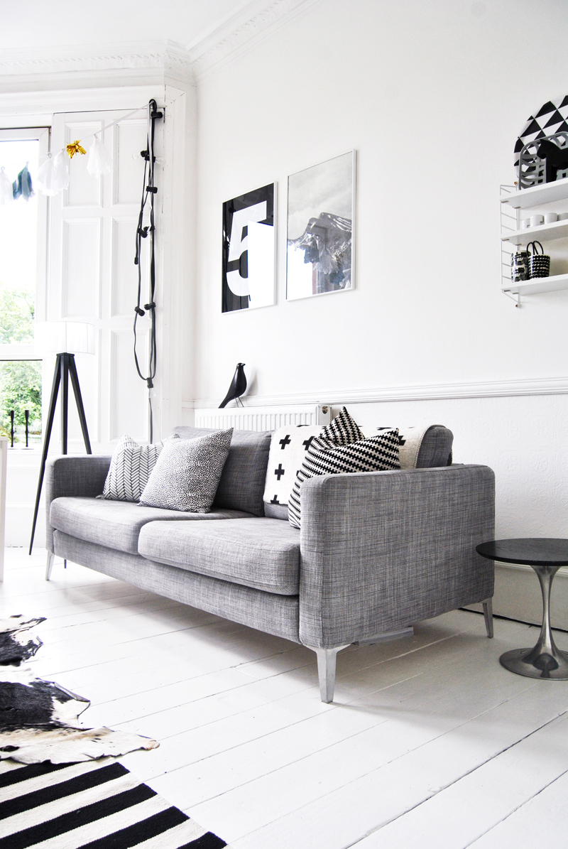 Los sofás más populares entre los nórdicos - Blog tienda decoración ...