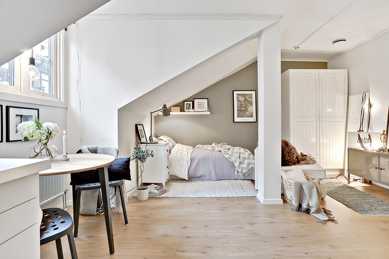 Piso de estudiantes con estilo blog decoraci n estilo n rdico delikatissen - A vivre architecture ...