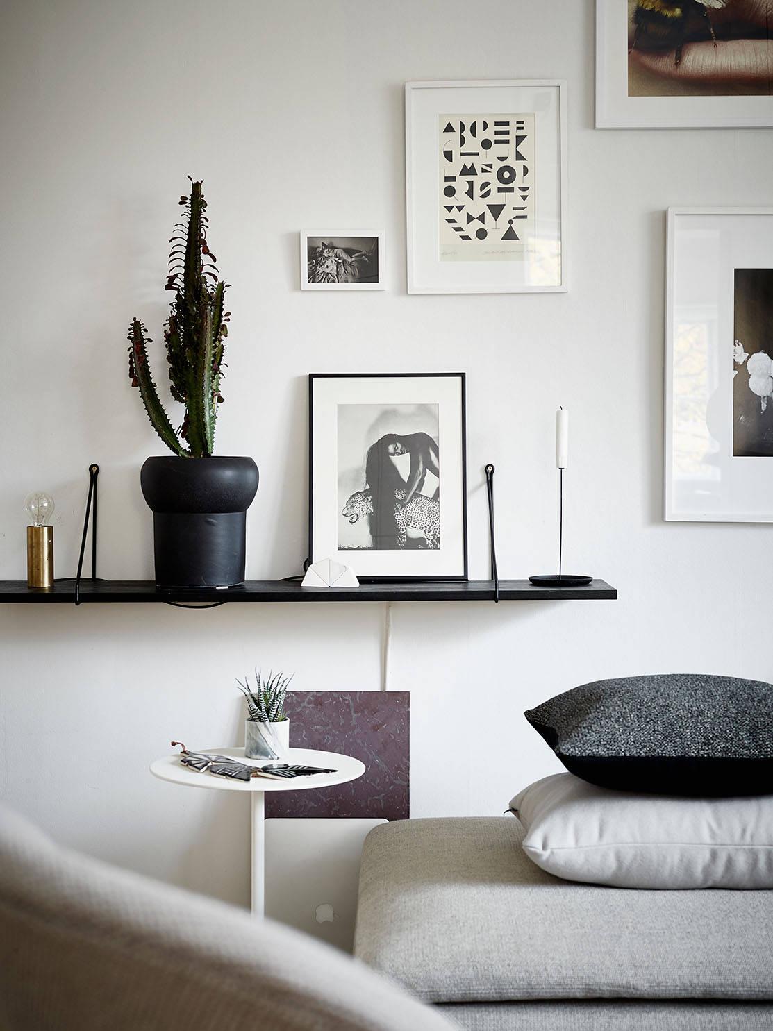 Combinando texturas para una decoración nórdica elegante - Blog ...