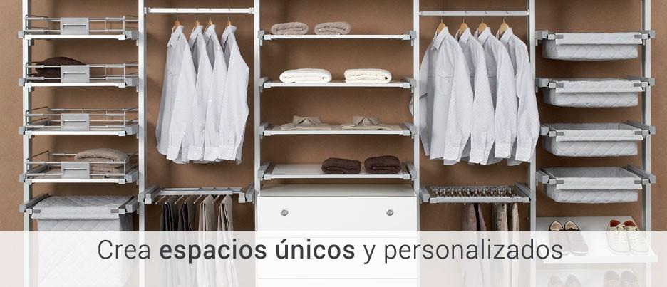 Casaenorden productos exclusivos para organizar tus for Organizacion de armarios empotrados
