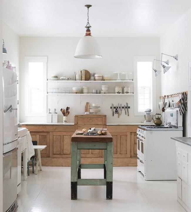 La nueva cocina rústica - Blog tienda decoración estilo nórdico ...