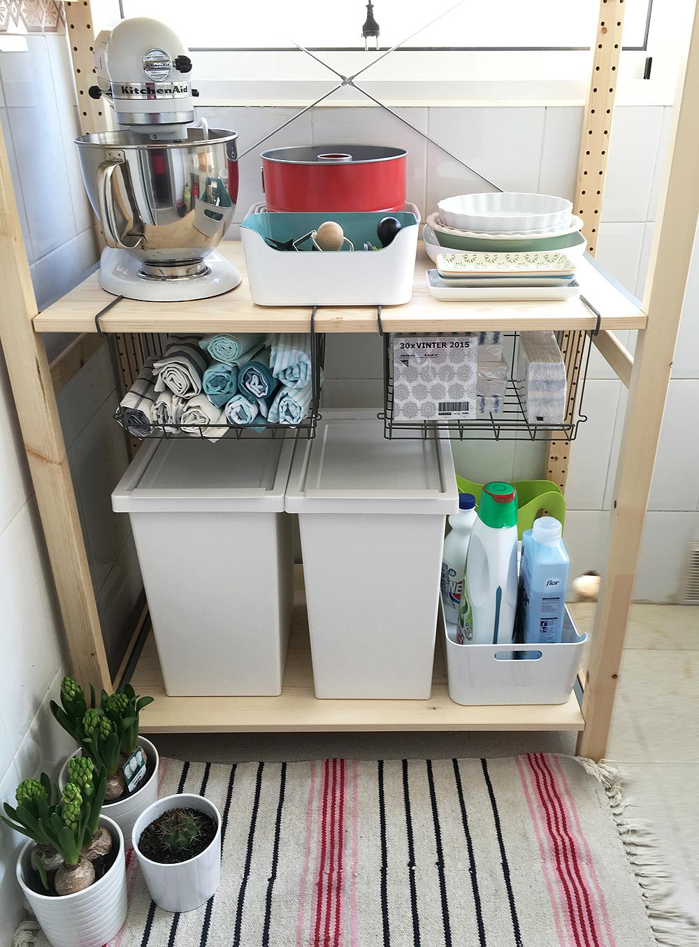 Ikea cocinas no es magia es orden todoenorden blog for Accesorios para organizar cocina