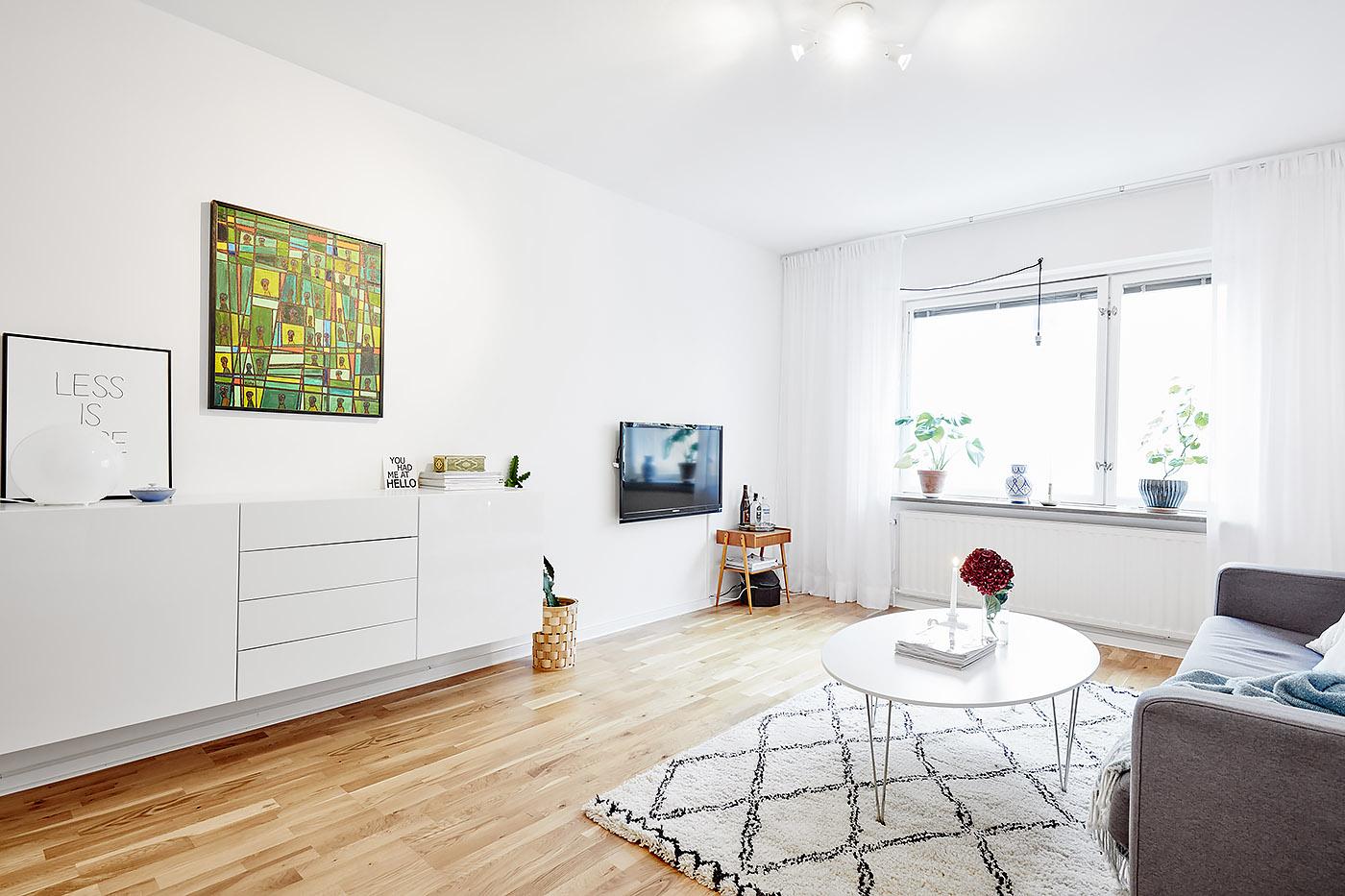Habitaciones juveniles de estilo n rdico blog tienda for Habitacion estilo escandinavo