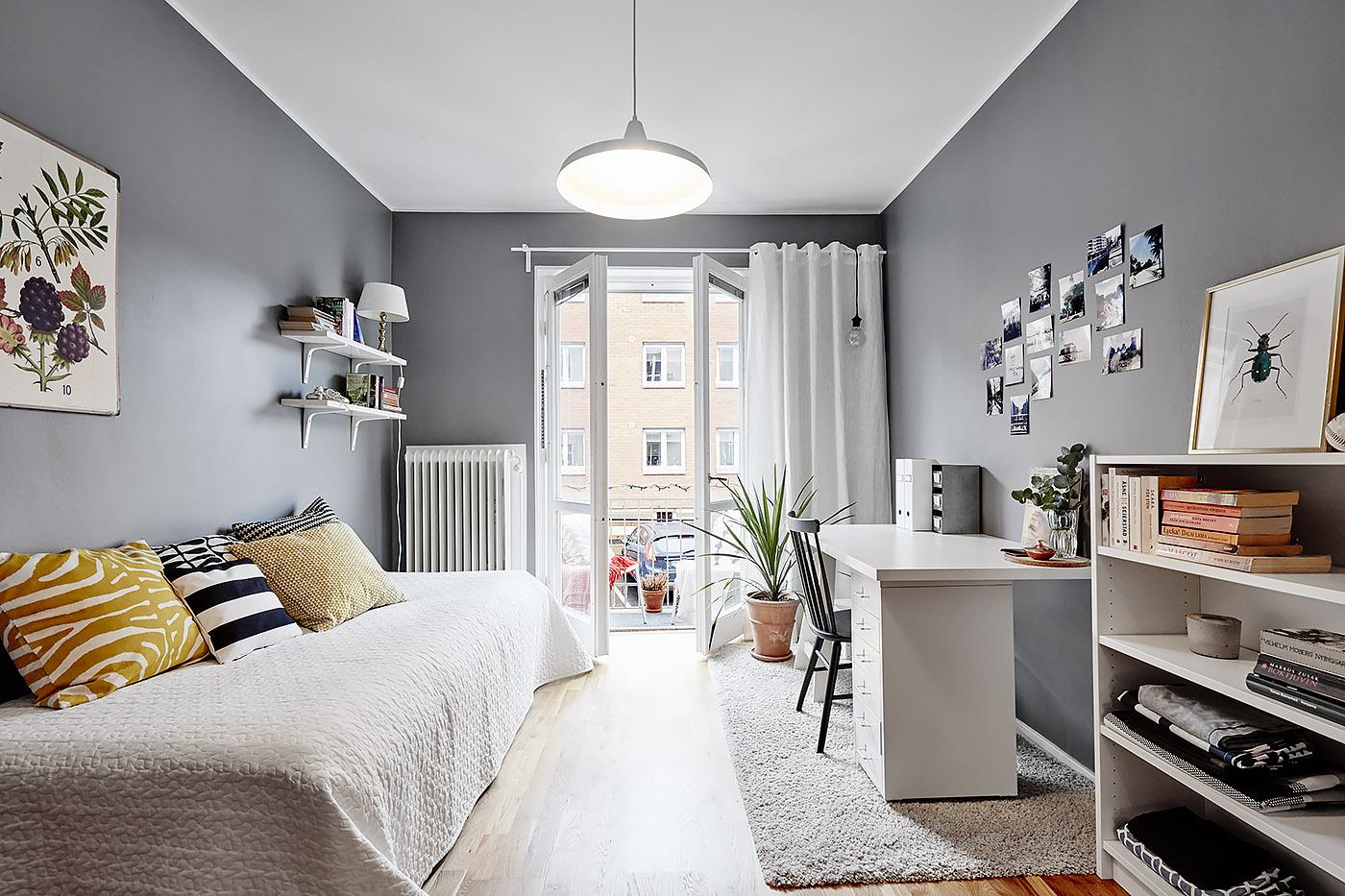 Habitaciones juveniles de estilo nrdico Blog tienda decoracin