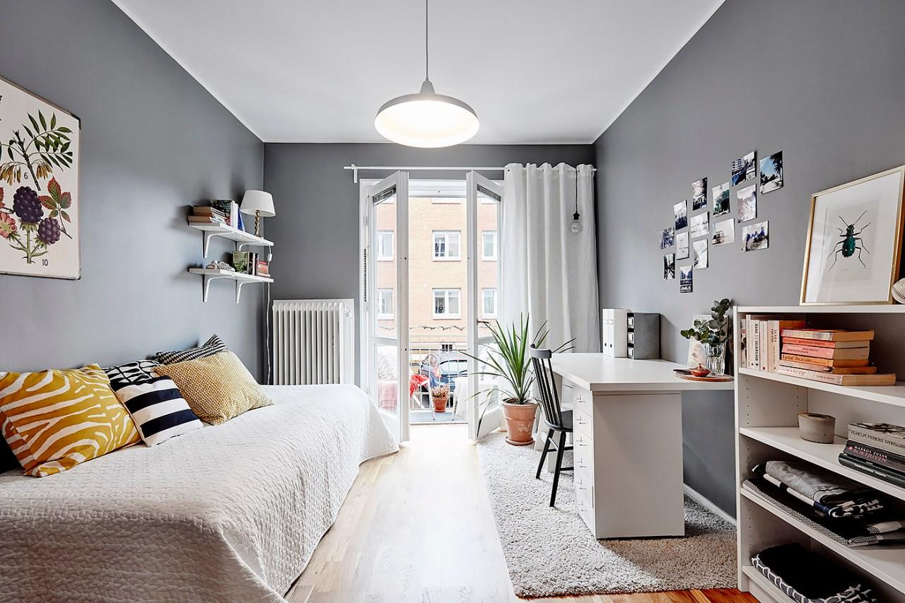 Habitaciones juveniles de estilo n rdico blog tienda - Diseno habitaciones juveniles ...