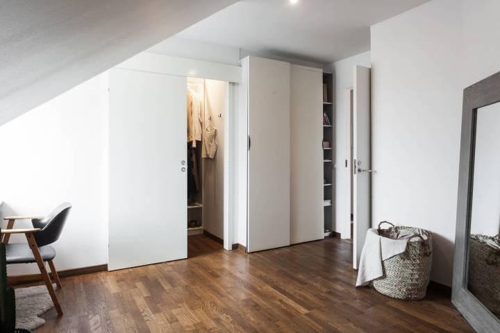 piso pequeño habitaciones grandes interiores pequeños habitaciones amplias estilo nórdico escandinavo distribución pisos pequeños distribución diáfana decoración pisos pequeños decoración interiores blog decoración nórdica 71 m² con un sólo dormitorio