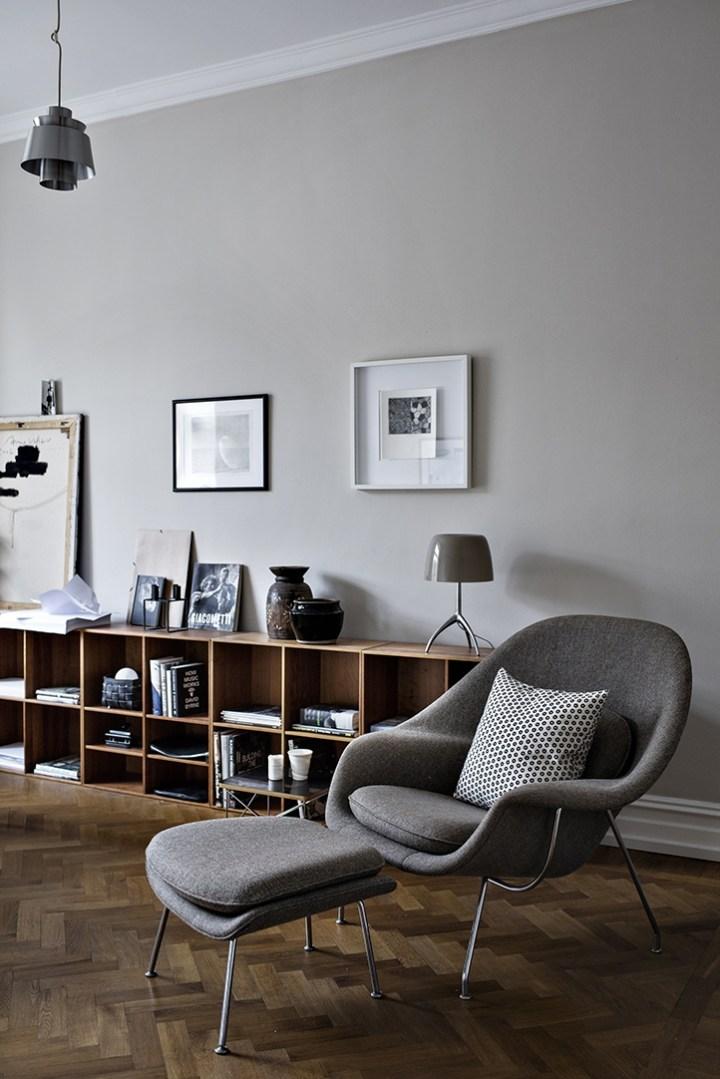 Lujosos muebles de dise o blog decoraci n estilo n rdico - Muebles diseno nordico ...
