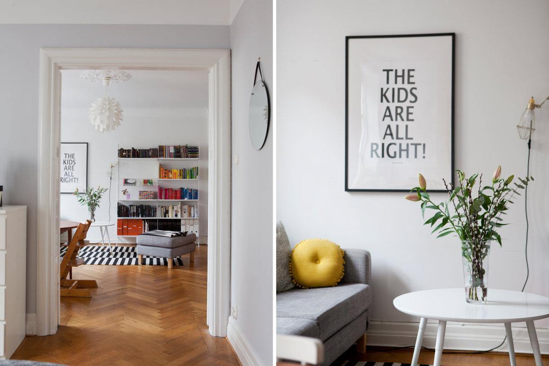 Nos gustan las viviendas con decoraci n sencilla blog - Muebles diseno nordico ...