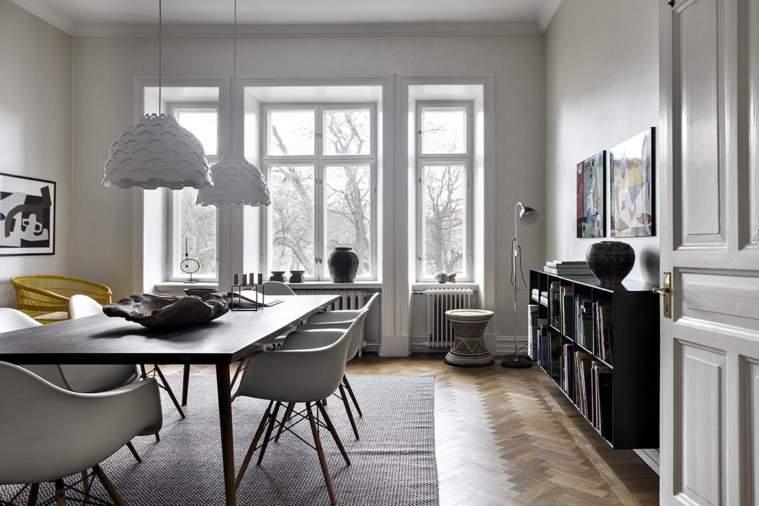 Lujosos muebles de dise o blog tienda decoraci n estilo for Salon comedor estilo nordico