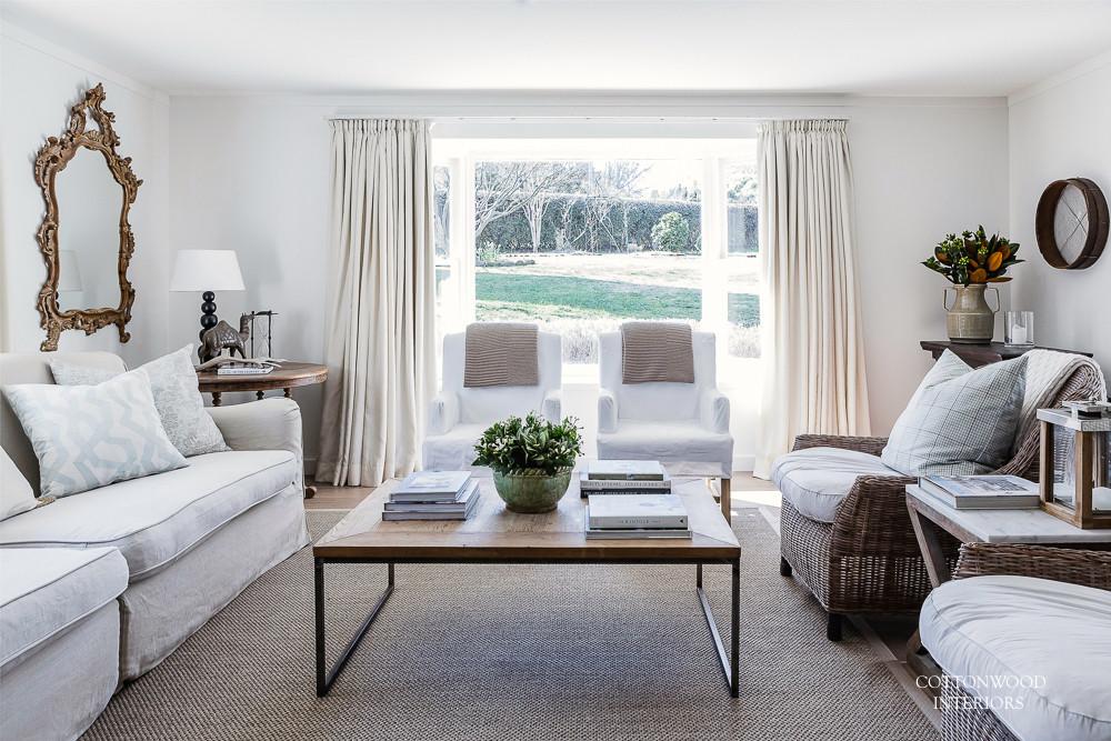 Casa de campo moderna en australia blog tienda - Blog de decoracion de casas ...