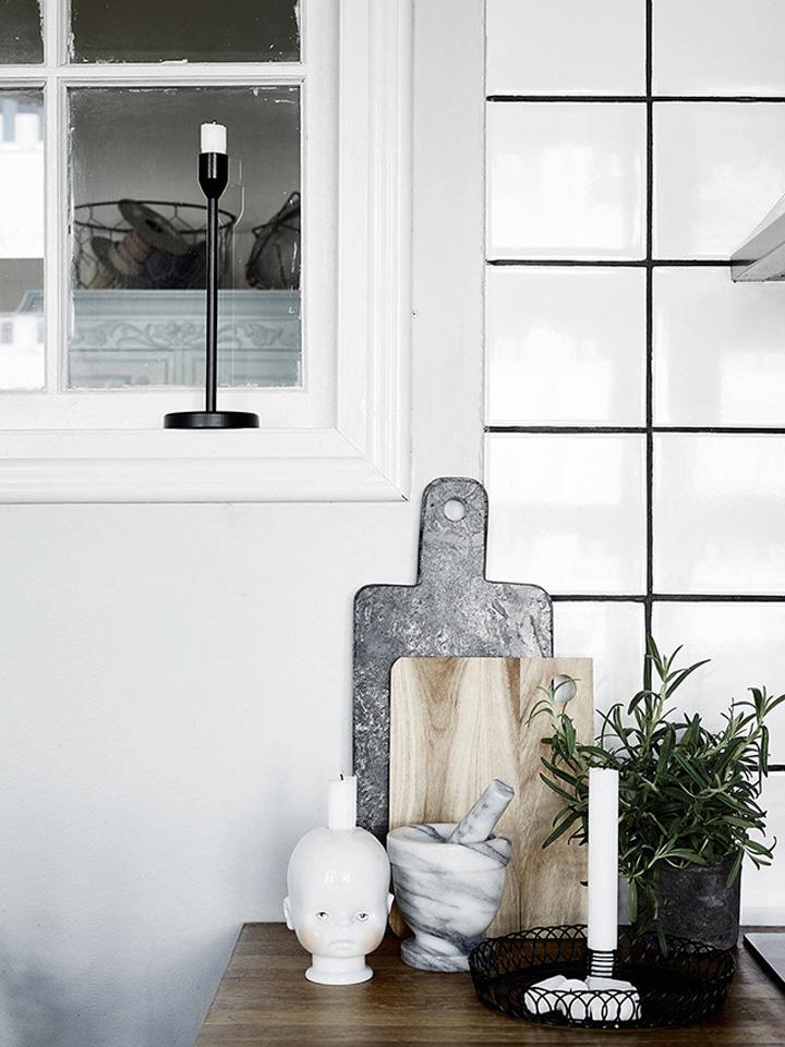 Carpintería antigua en un piso moderno   blog decoración estilo ...