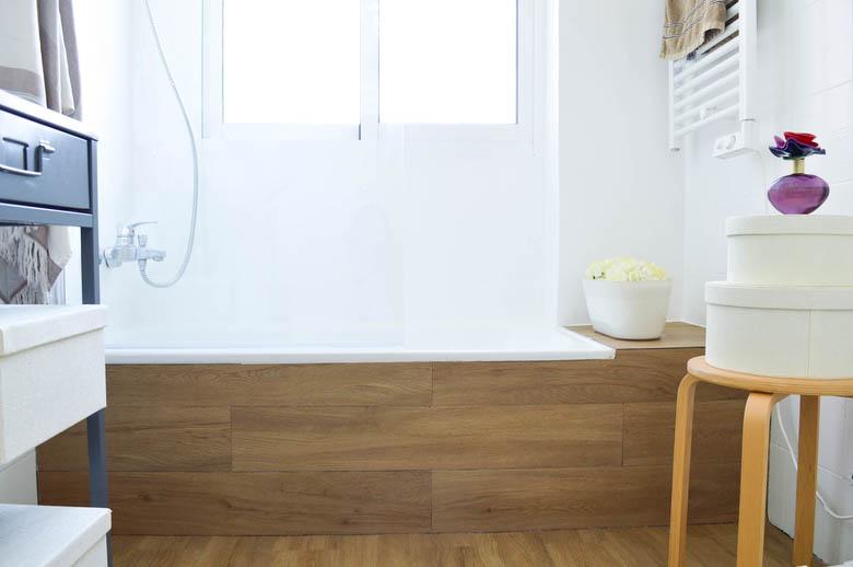 Antes/después - Cuarto de baño nórdico - Blog tienda ...
