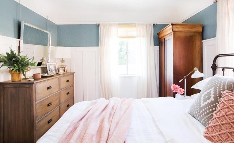 estilismo interiores dormitorio luminoso decoración interiores decoracion dormitorios antes después dormitorio