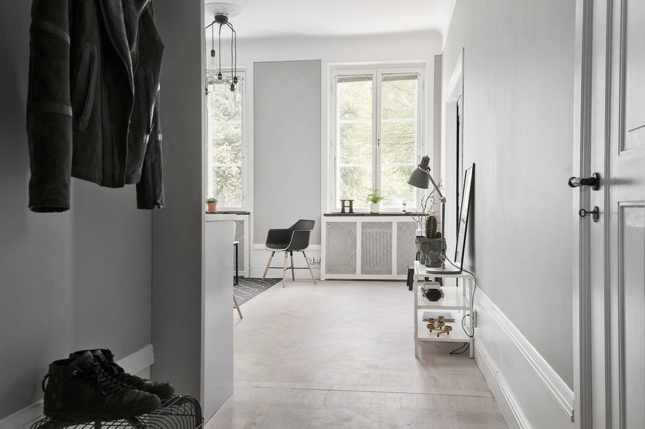 Apartamento individual bien aprovechado   blog decoración estilo ...