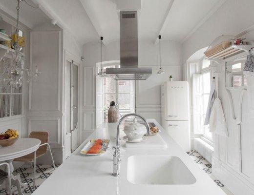 Cocinas blancas delikatissen blog decoraci n estilo - Blog decoracion de interiores ...