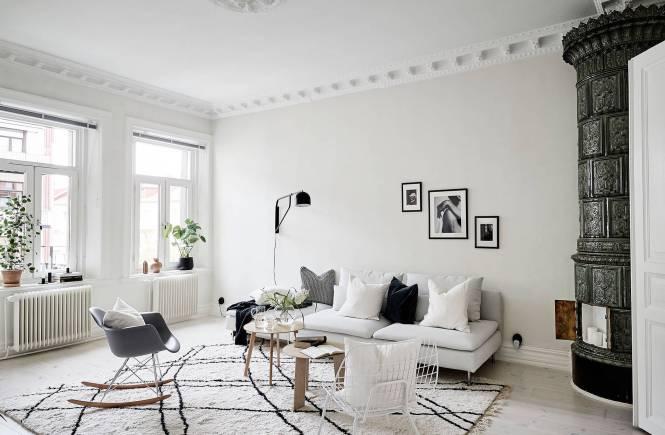 alfombras artesanas, Alfombras Beni Ouarain, alfombras blancas rombos, blog decoración nórdica, decoración interiores, Estilismo de interiores, textiles hogar