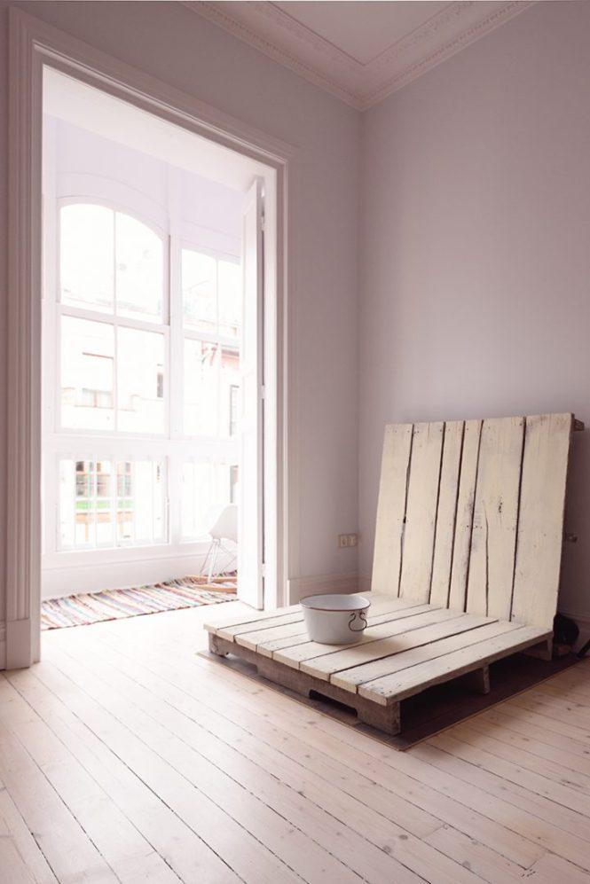 vigas madera reforma nordica hogares lectores decoración nordica bilbao decoración hogares reales casas de verdad blog decoración nórdica antes-después