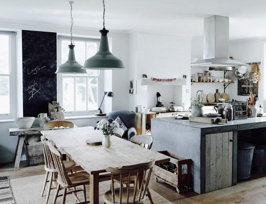 Cocinas vintage - delikatissen Blog decoración estilo nórdico ...