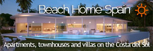 beach home spain - Apartments, townhouses and villas on the Costa del Sol