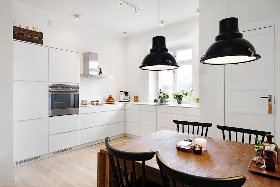 Un salón con chimenea de bioetanol - Blog tienda decoración estilo ...