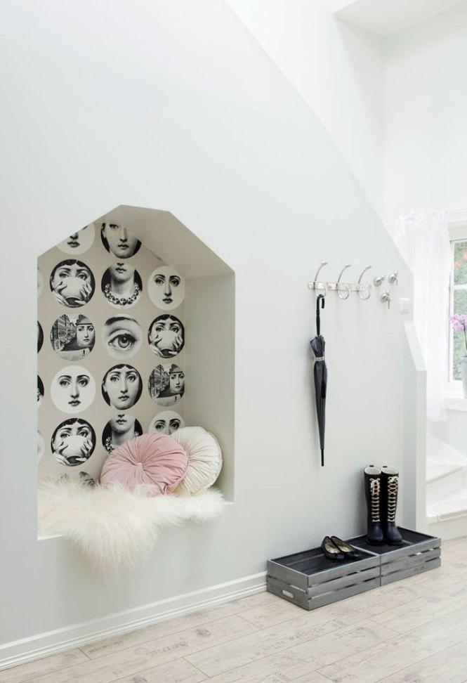 estilo rural francés estilo nórdico rústico estilo escandinavo escaleras amplias detalles glamurosos decoración casas noruegas Casa noruega luminosa y cálida blog decoración nórdica