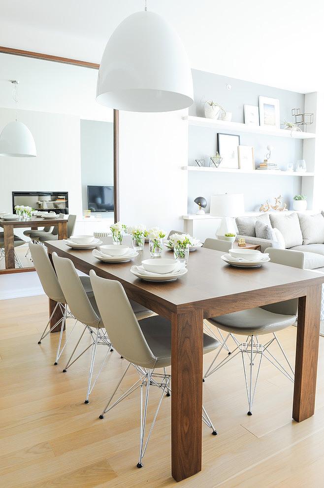 apartamento contempor neo en vancouver canad blog. Black Bedroom Furniture Sets. Home Design Ideas