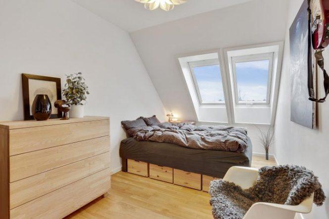 Moderna cocina de madera de roble encimeras de madera diseño interiores diseño cocinas cocinas pequeñas cocinas nórdicas cocinas modernas cocinas de madera cocinas danesas blog decoración nórdica