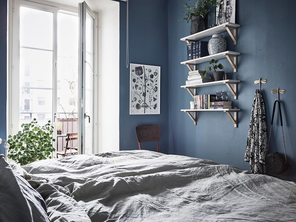 nordico azul
