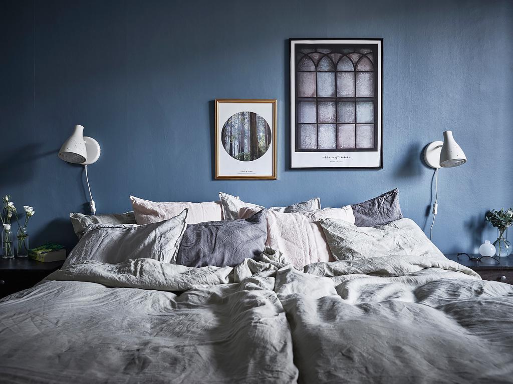 Dormitorio N 243 Rdico Azul Con Balc 243 N Blog Tienda