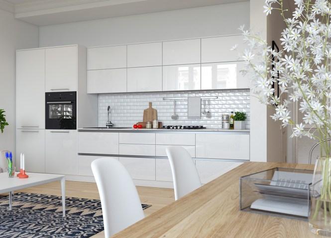 open concept interior abierto estilo nórdico distribución diáfana decoración pisos pequeños decoración abierta cocina abierta blog decoracion interiores