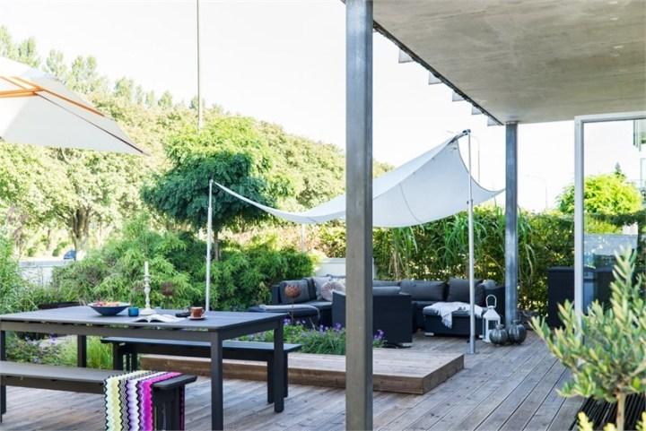verano nórdico muebles de terraza jardin nórdico decoración de exteriores casa de vacaciones suecia casa de la playa blog decoración nórdica