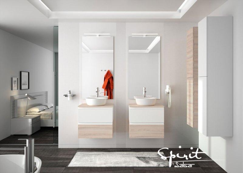 Salgar muebles y accesorios de ba o flexibles a for Muebles y accesorios para bano