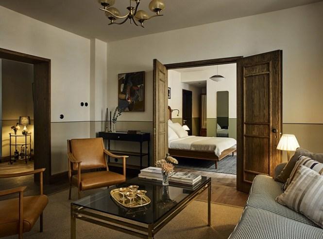 El nuevo hotel de lujo en Copenhague, Sanders, convertido en el centro de atención