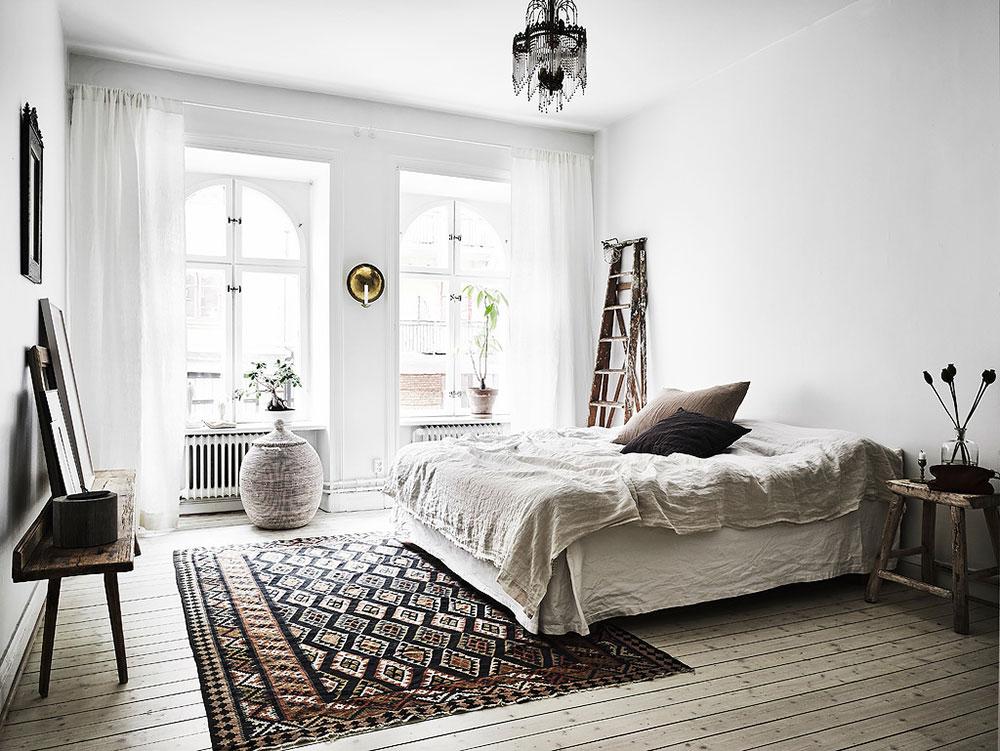 5 claves para un dormitorio de estilo n rdico blog for Decoracion nordica dormitorios