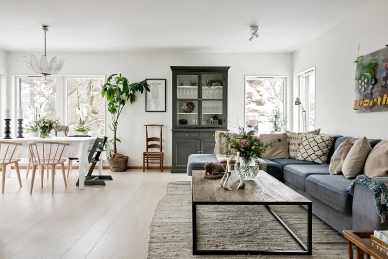 Dise o de interiores abierto y bien planificado blog - Deciracion de interiores ...