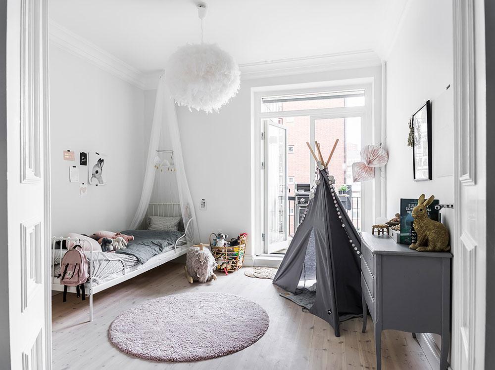4 Claves para una habitación infantil de estilo escandinavo | delikatissen