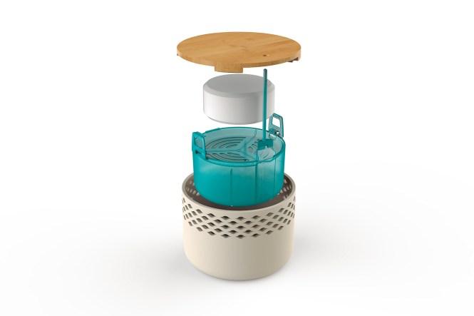 producto antihumedad Previene la condensación diseño hogar diseño deshumificador deshumificadores decoración para el hogar complementos hogar Antihumedad accesorios hogar absorbe el exceso de humedad