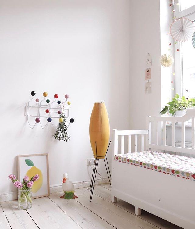 Un hogar colorido para niños