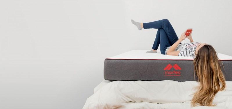 funda colchon desenfundable dormitorios diseño español decoración interiores Colchón Morfeo colchon firme micromuelles colchon capa viscoelástica