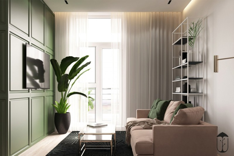 verde oscuro deco tendencias 2019 revistas interiores nórdicas revistas deco nórdicas prensa escandinava decoración estilo escandinavo decoración verde decoración 2019 color pantone 2019