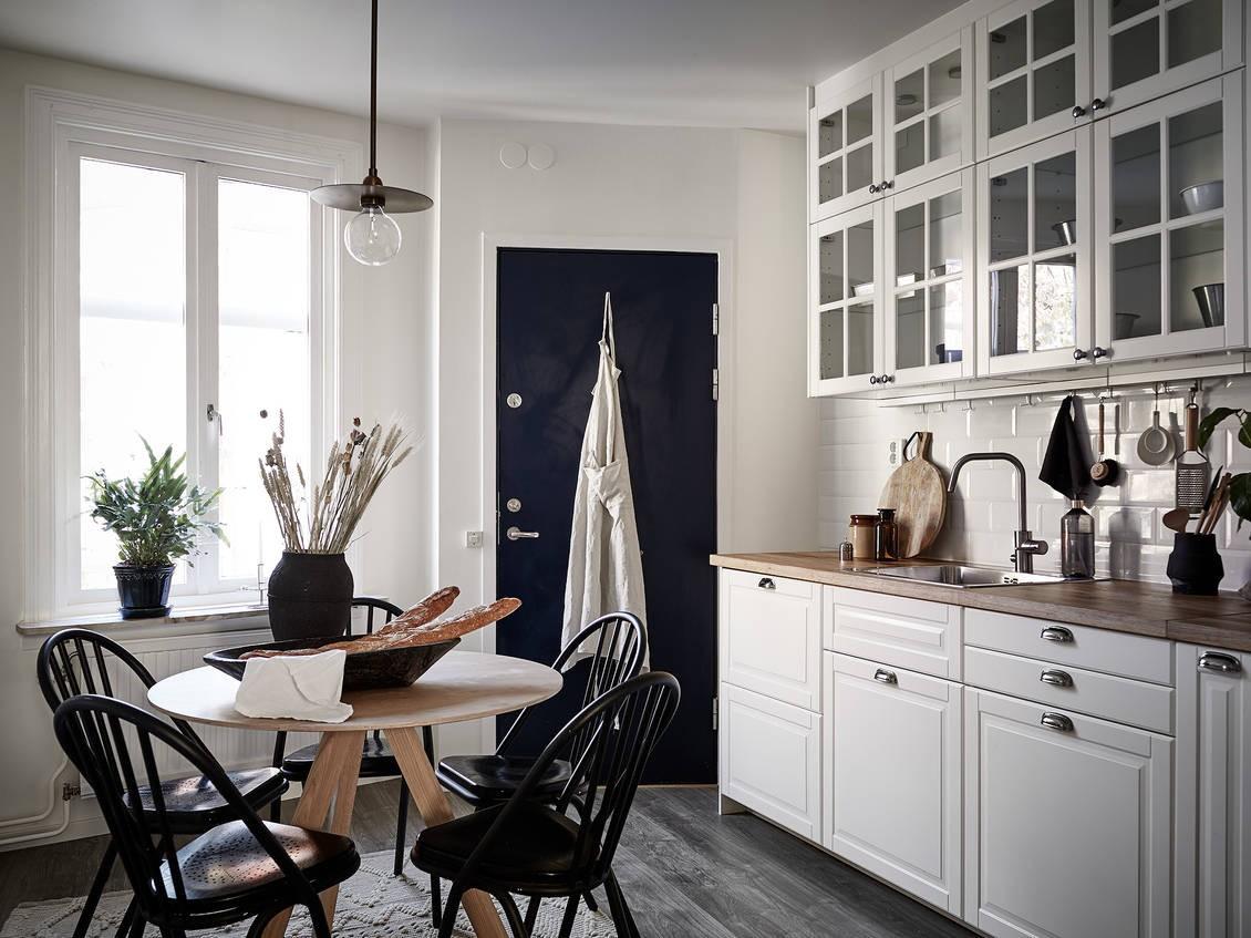 Mesas redondas para comedores pequeños - Blog tienda decoración ...
