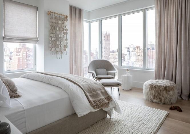 estilo nórdico estilo contemporáneo estilo americano apartamento upper east side apartamento new york city